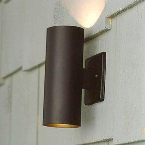Dekker 2 Light Outdoor SconceLow Voltage   Wired  12V  Outdoor Wall Lighting You ll Love   Wayfair. Low Voltage Outdoor Wall Lighting. Home Design Ideas