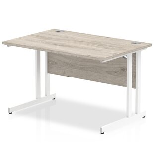 Gwenaille Executive Desk By Ebern Designs