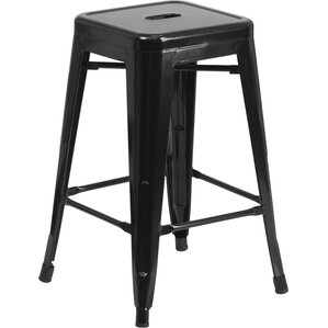 Lompoc 24  Bar Stool  sc 1 st  Wayfair & Counter Height Bar Stools Youu0027ll Love | Wayfair islam-shia.org