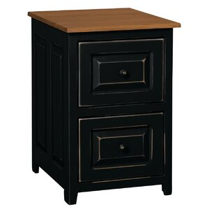 August Grove Haystack 2-Drawer Vertical File
