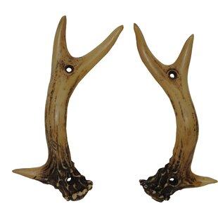 Horns Novelty Knob (Set of 2)