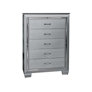 Rosdorf Park Reena 5 Drawer Chest