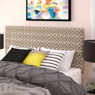 Gladney Upholstered Panel Headboard by Brayden Studio