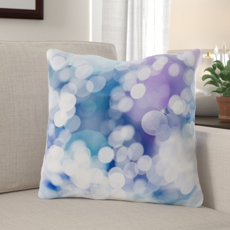 The Holiday Aisle Westboro Background Indoor Outdoor Canvas Throw Pillow Wayfair
