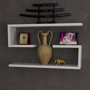 Stockbridge Floating Shelf By Ebern Designs