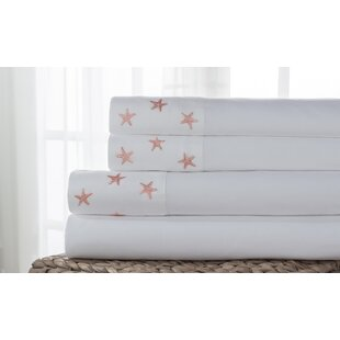 Hotel 3 Piece Emboidered Sheet Set