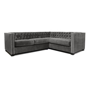 Affordable Price Venecia Sectional by Loni M Designs Reviews (2019) & Buyer's Guide