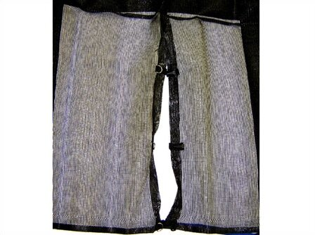 12' 4-Arch Enclosure Netting