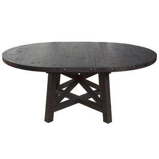 Gracie Oaks Gaudette Extendable Dining Ta..
