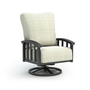 Dakota Swivel Patio Chair with Sunbrella Cushion