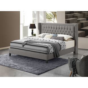Elser King Upholstered Bed