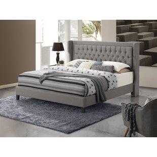 Elser King Upholstered Bed