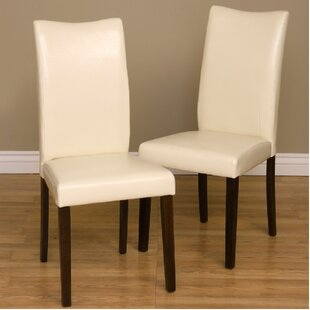 Find a Shino Upholstered Dining Chair (Set of 4) by Warehouse of Tiffany