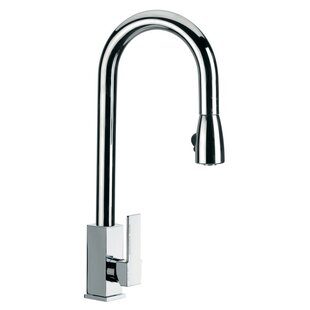Remer by Nameek's Pull Out Single Handle Kitchen Faucet