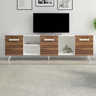 Duquette TV Stand for TVs up to 70 By George Oliver
