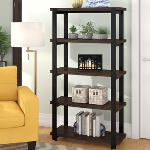 Read Reviews Elroy Standard Bookcase By Wade Logan
