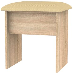 Hawthorn Dressing Table Stool By 17 Stories