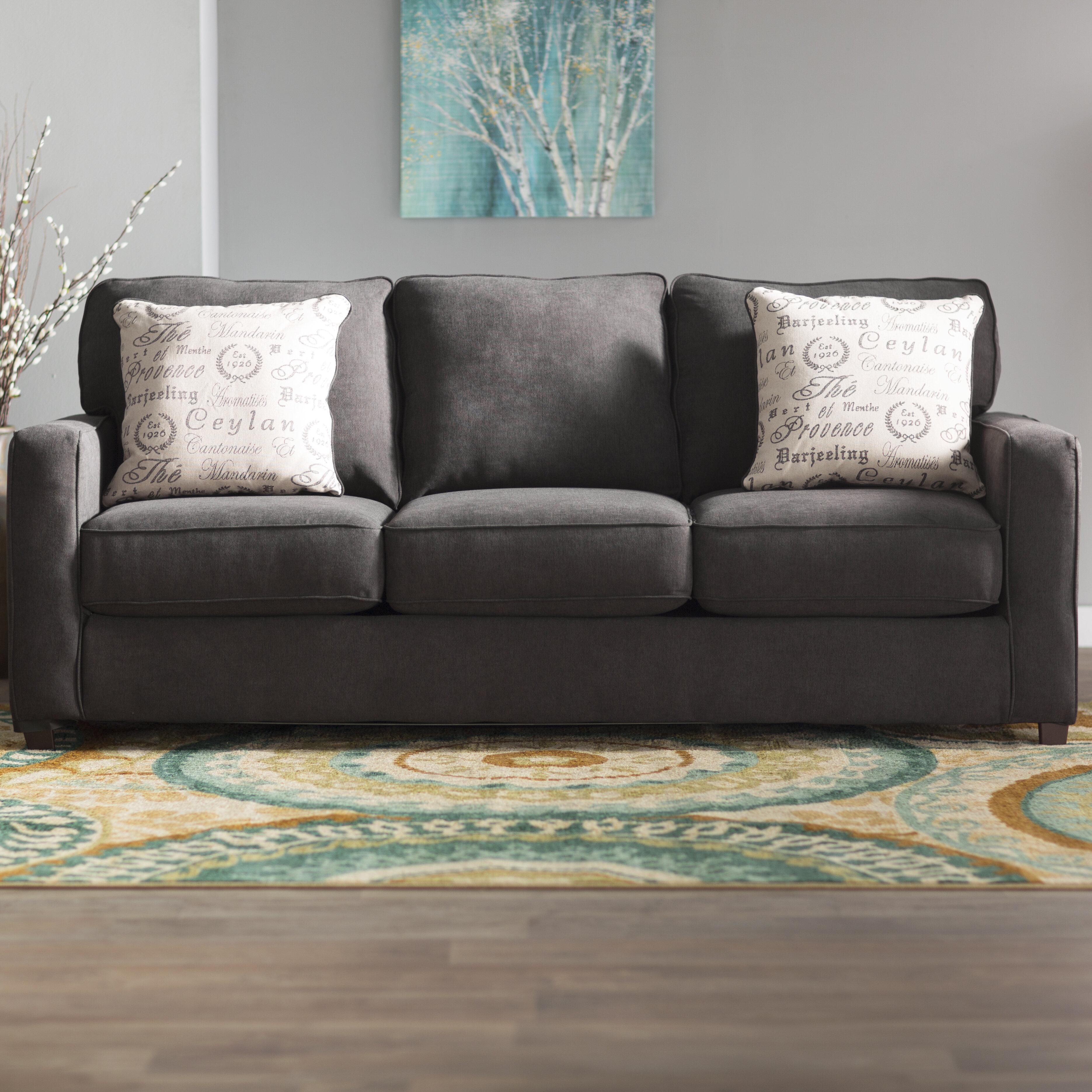 Andover Mills Deerpark Quint Queen Sleeper Sofa Reviews Wayfair