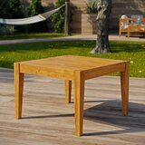 Dowell Teak Side Table
