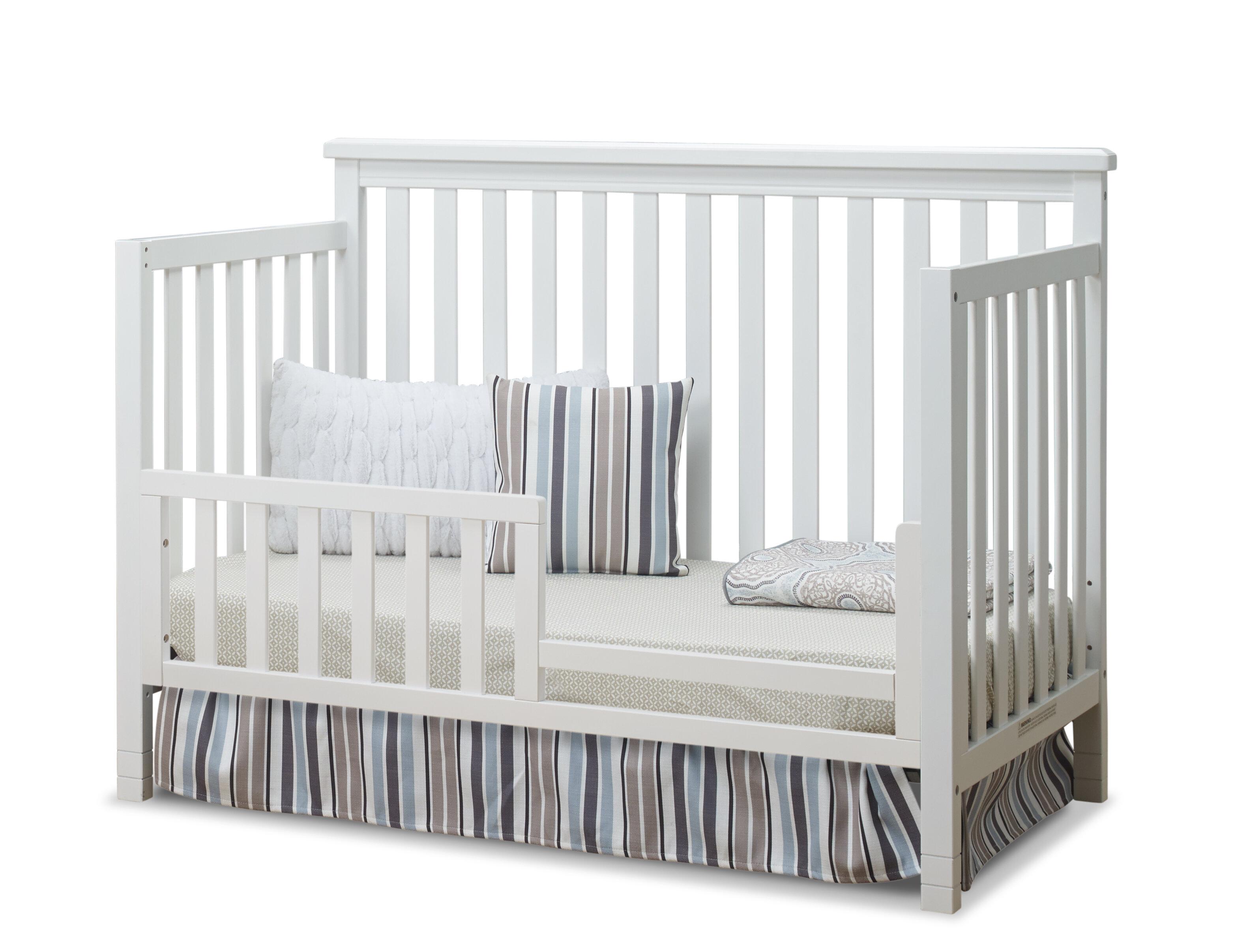 Sorelle Berkley 4 In 1 Convertible Crib Reviews Wayfair