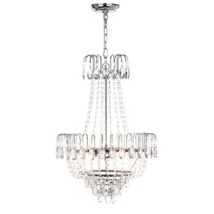Maxwell 3-Light Empire Chandelier by House of Hampton