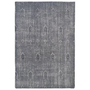 Order Anjali Grey Area Rug By Mistana