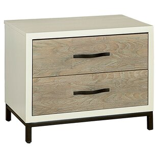 Pearson 2 Drawer Nightstand by Union Rustic