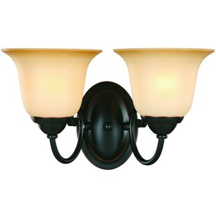 Essex 2-Light Vanity Light by Hardware House