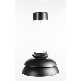 dCOR design Drammen 1-Light Dome Pendant