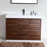 Tenafly 48 Single Bathroom Vanity Set by Wade Logan®