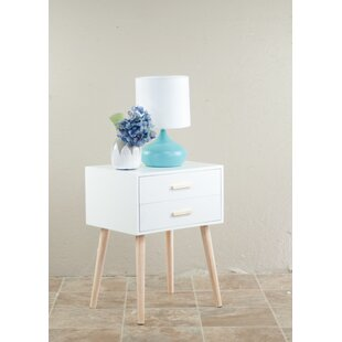 Lancashire End Table with Storage