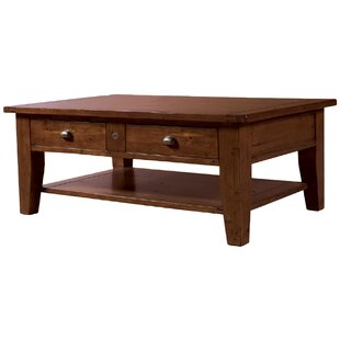 Yorba Linda Small Coffee Table Loon Peak