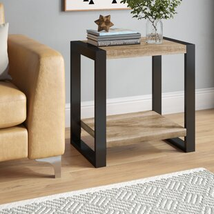Looking for Theodulus End Table By Mercury Row