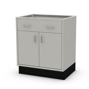 SteelSentry 1 Drawer and 1 Door Accent Ca..