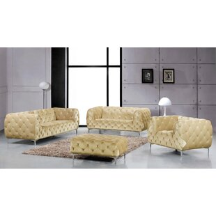Riverside Configurable Living Room Set By Everly Quinn