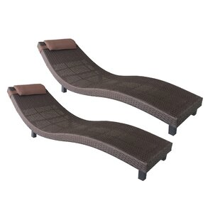 Major Chaise Lounge (Set of 2)