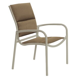 Millennia Stacking Patio Dining Chair by Tropitone Top Reviews