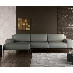 Elizabeth Leather Sectional