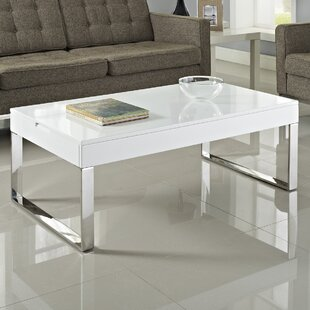 Gloss Coffee Table by Modway Read Reviews