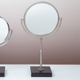 Bargain Kosmetic Olympia 3X Mirror By Bissonnet