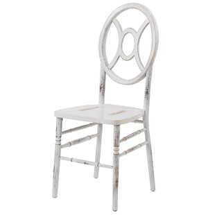Reyna Twin Solid Wood Dining Chair