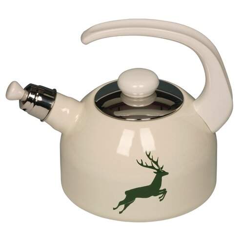 2 L Whistling Stovetop Kettle Riess Kelomat