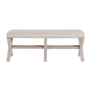 Wynwood X Base Upholstered Bench