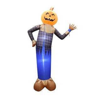 Scarecrow Outdoor Decorations Wayfair