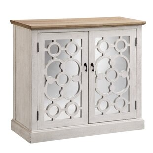 Caledonia 2 Door Accent Cabinet by Bungalow Rose