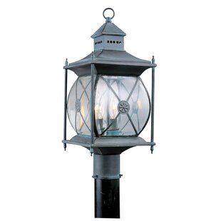Best Price Ozias Outdoor 2-Light Lantern Head By Darby Home Co