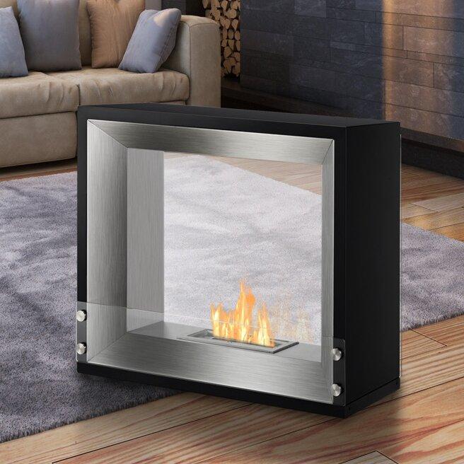 Ignis mecca ethanol fireplace reviews wayfair mecca ethanol fireplace teraionfo