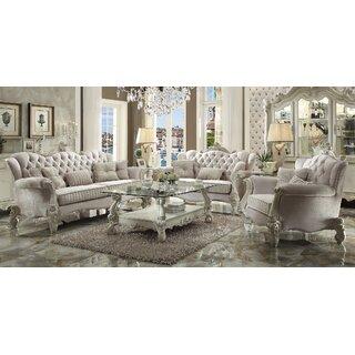 Welton Configurable Living Room Set by Astoria Grand SKU:BE593049 Details
