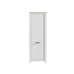 Yashvi 1 Door Wardrobe By Mercury Row
