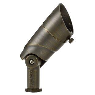 Kichler Adjustable Lumen Small Accent 60 Degree 1 Light LED Spot Light